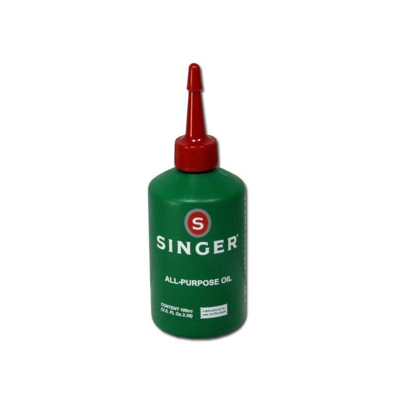 Huile vaseline 100 ml SINGER  Réf 41/85/1000